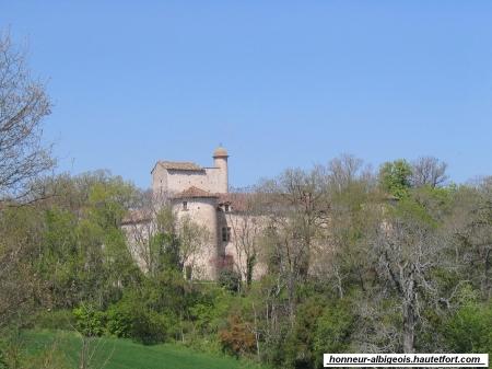 Le chateau de Mailhoc