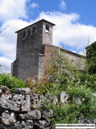 Les églises de l'Albigeois