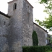 L'église de Loubers